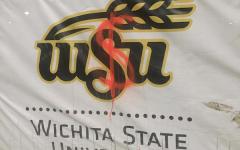 WSU, YMCA signs vandalized Thursday