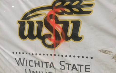 WSU, YMCA signs vandalized Thursday