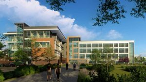 Price tag on new business building raised to $60 million