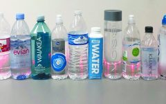 Bottled water ranked from nice to absolutely disgusting