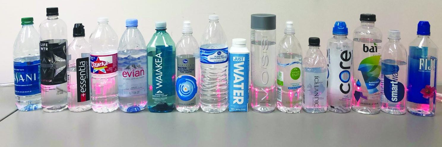 Bottled waters aren't created equal. We took it upon ourselves to rank them definitively.