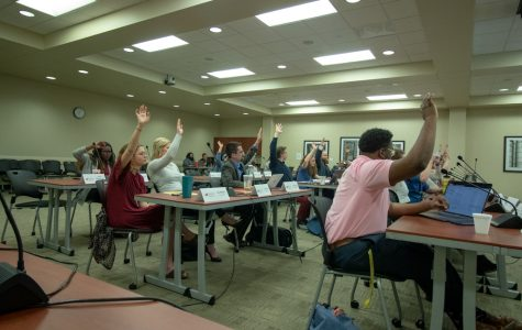 SGA creates government relations committee