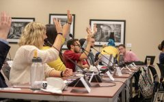 SGA approves changes to election commission