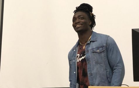 All-American star and Bengals cornerback Davontae Harris traces his success to Wichita roots