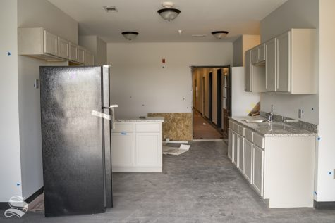 WSU's newest residence hall now offering tours