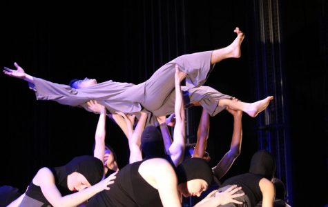 PHOTOS: Wichita State's Wind Ensemble and Contemporary Dance Theatre collaborate on original production
