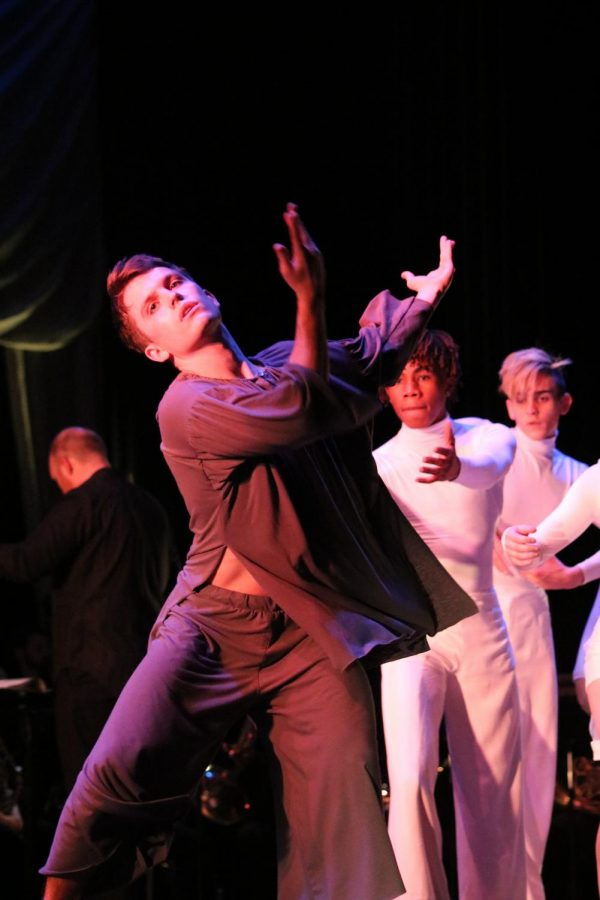 Dante (Cainan Spellman-Sak) learns how to live on his own.