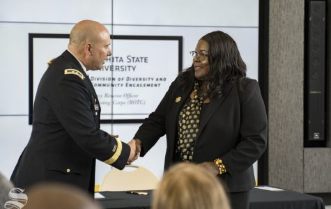 'We have a Shocker battalion now': ROTC program to begin fall semester