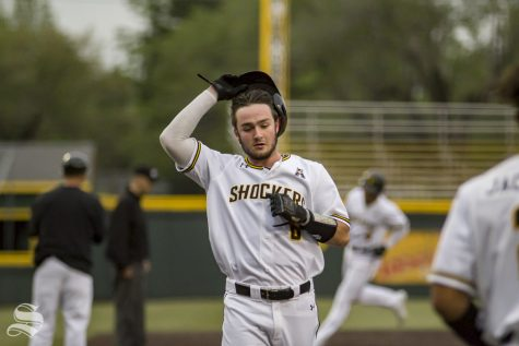 PHOTOS: Shocker Softball drops game to Sooners