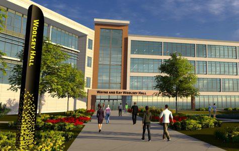 Future Woolsey Hall floor plan teased at town hall meeting