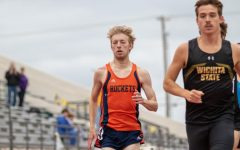 Through fire, flames and perseverance, Josh Cable is still running