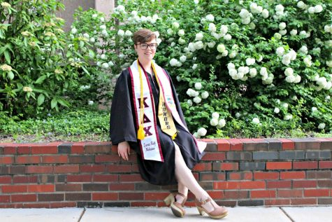 Honors Baccalaureate Lauren Rust looks to build up her community through education