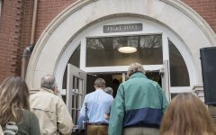 Fiske Hall rededicated with memories, special meanings