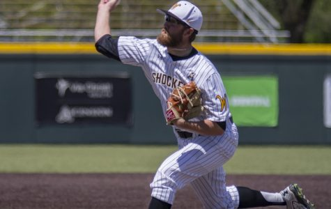 Shocker baseball drops first series to Northwestern State