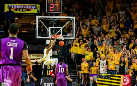 TBT coming back to Charles Koch Arena in July