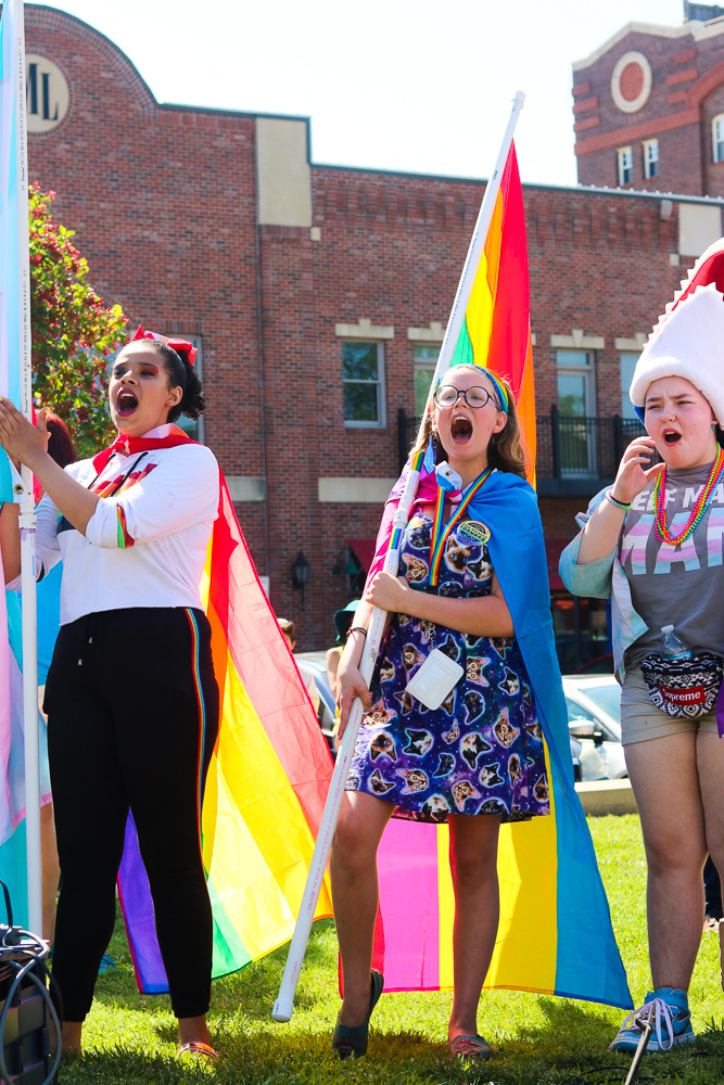 Young+colorguard+leaders+at+Wichita+Pride%27s+rally+in+Old+Town+Square+on+Saturday%2C+June+30.