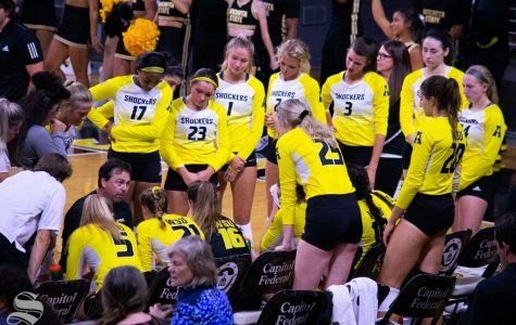 AAC volleyball preseason rankings unveiled, Shockers come in at No. 7
