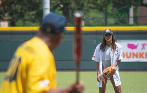 PHOTOS: Circle of Stars Academy holds celebrity softball game