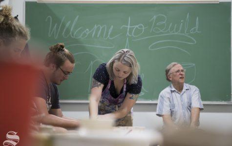PHOTOS: Empty Bowls Workshop brings involvement to help benefit the Kansas Food Bank
