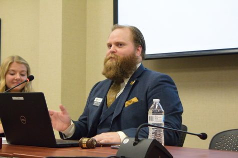 New Election Commission will oversee SGA special, general elections
