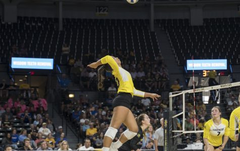 A 3,743 mile journey: Uluave finds a new home at Wichita State