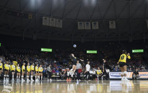 Bown, Shockers prepare for home debut