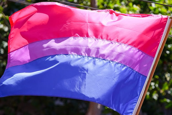 Bisexual Visibility Day is typically held on Sept. 23.