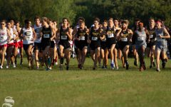 Shocker cross country splits up, competes in 2 weekend invitationals