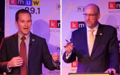 First mayoral debate marked by talks of transparency, city development