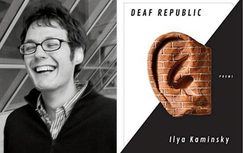 Poet Ilya Kaminsky speaks about 'Deaf Republic' ahead of his McKnight presentation