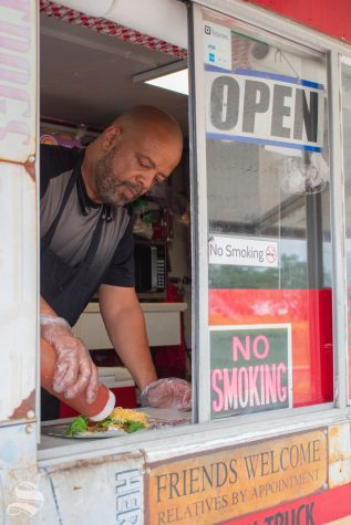 Inside the truck: Arturo Ray sees future food truck success at WSU