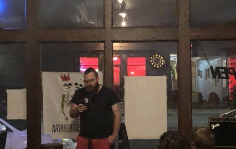 Mikrokosmos brings Mikrobrews, a literary open mic