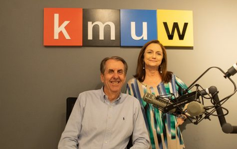 Partnerships, civic engagement propel KMUW to statewide recognition