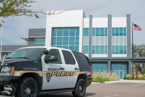 The Law Enforcement Training Center opens its doors to many law enforcement agencies for training. The center opened on campus for the first time in 2018.
