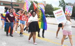 15 Years of Pride: Wichitans hit the streets for annual LGBT+ rally and parade