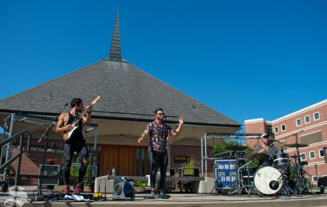 PHOTOS: OBB performs at SAC's National Cheese Pizza Day event