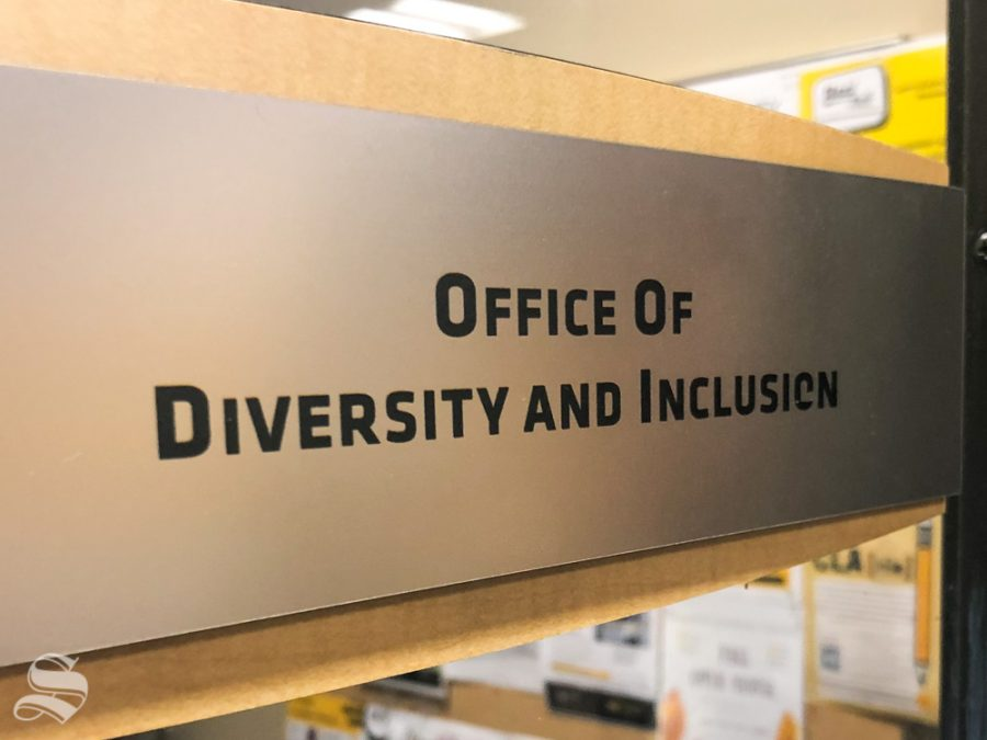The+Office+of+Diversity+and+Inclusion+works+to+bring+inclusivity+to+campus.+Their+office+is+located+on+the+second+floor+of+the+Rhatigan+Student+Center.