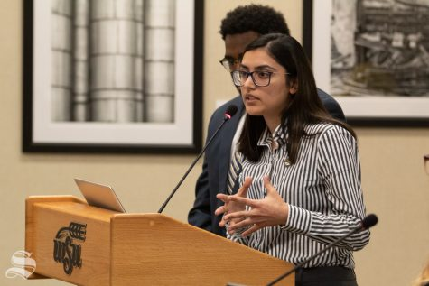 SGA passes resolution disavowing discrimination, standing with underrepresented students