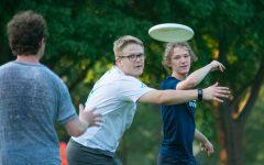 PHOTOS: Ultimate Frisbee Club makes a comeback at WSU