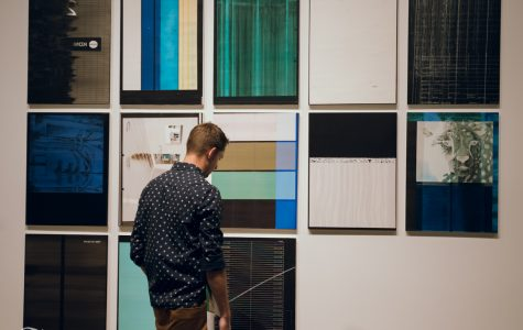 PHOTOS: The Ulrich Museum's Fall Exhibition brings new art to campus
