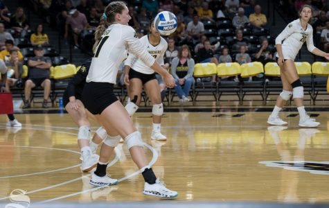 Shockers swept by No. 3 Texas, currently ride three-match losing streak