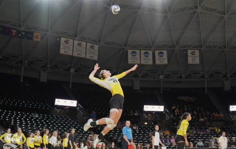 Sense of urgency starting to build inside locker room for Shocker volleyball