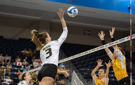 Shockers drop fifth-straight match in final game of the Creighton Classic