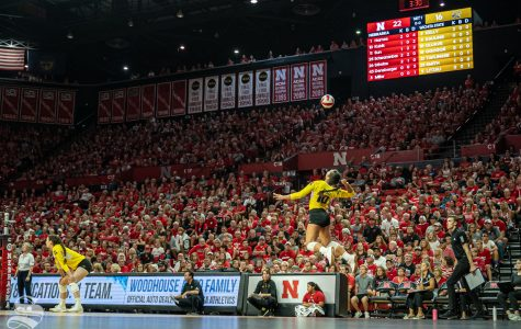 Shockers leave Nebraska empty handed, losing streak extends to six straight matches