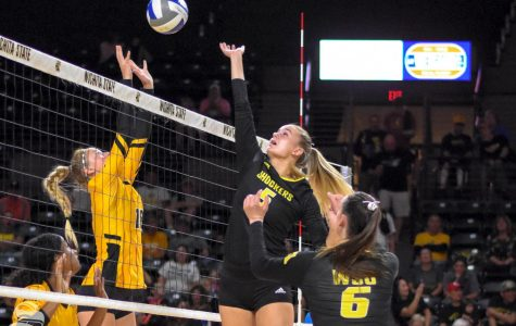 Shockers swept by VCU, fall to 0-2 in Shocker Classic