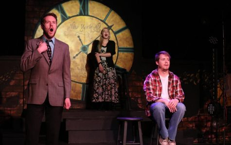 REVIEW: 'Tick, Tick… Boom!' debuts at Roxy's Downtown with hearty humor