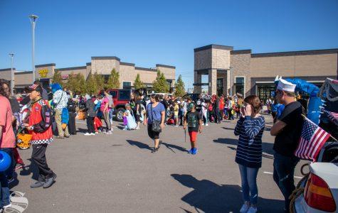 PHOTOS: Wichita State's 2019 Trunk or Treat event brings smiles to children in Braeburn Square