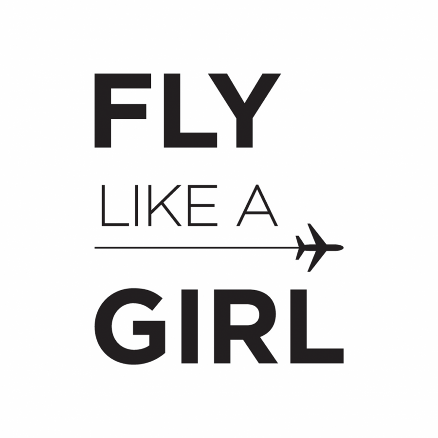 'Fly Like a Girl' encourages young women to take to the sky