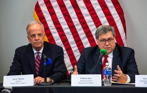 Sen. Moran: Impeachment talk is 'pulling us apart further'