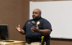 Local black officers talk rights, community policing at BSU meeting